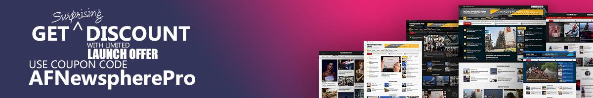 Premium WordPress Magazine Theme