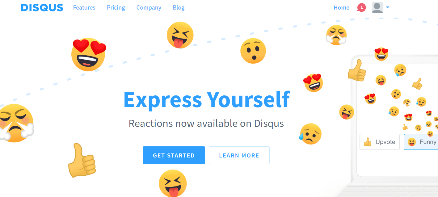 Disqus Comment System for your WordPress
