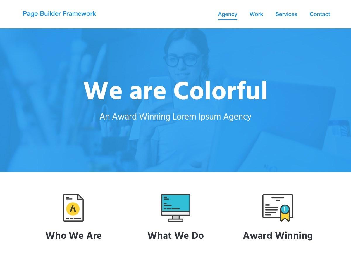Elementor WordPress Themes