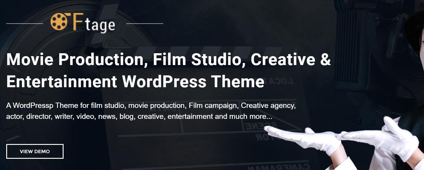 Best Videographer WordPress Themes