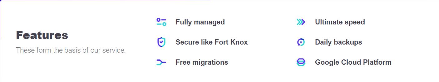 kisnta wordpress hosting review