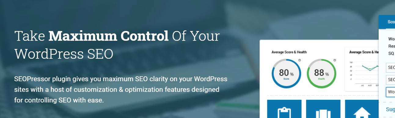 WordPress Plugins for better SEO