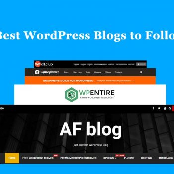 best wp blog to follow