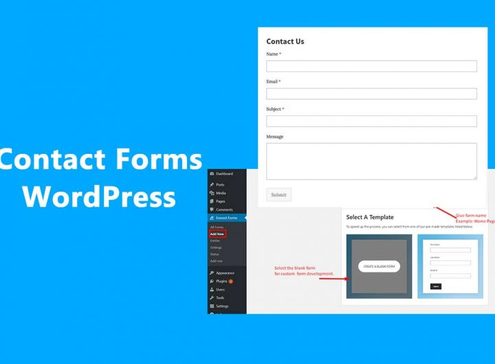 contact-forms-wordpress
