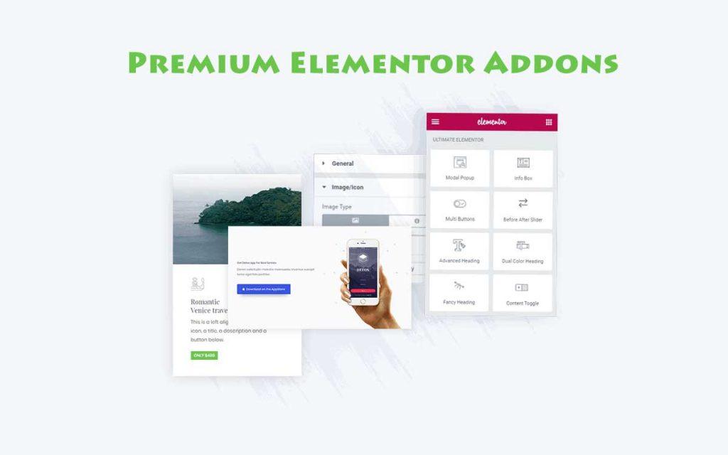 Best Premium Elementor Addons