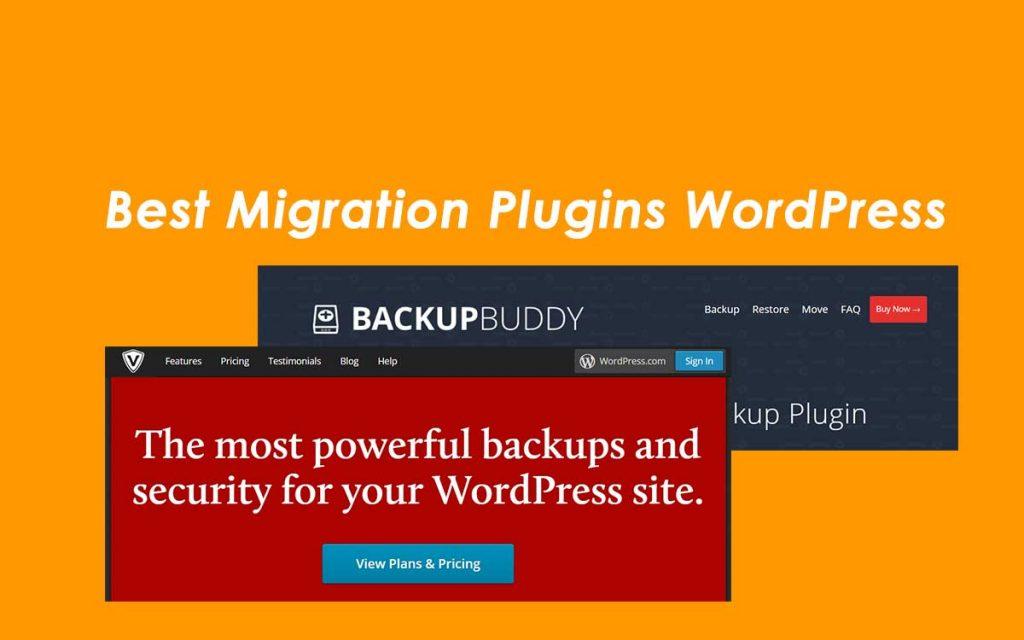 Best Migration Plugins for WordPress