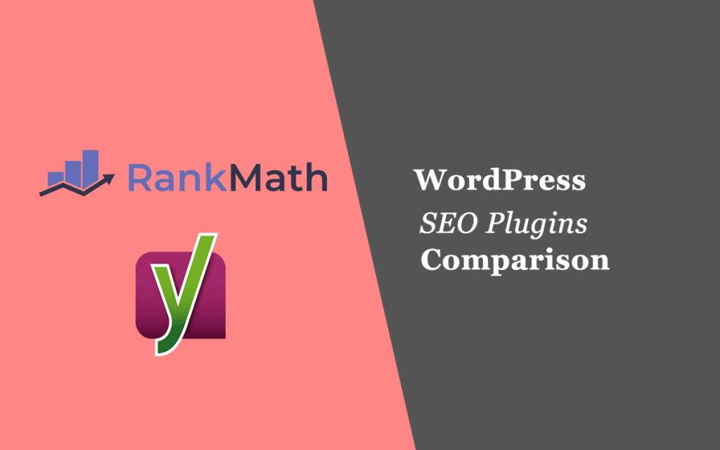 Comparison between Yoast SEO vs Rank Math vs All in One SEO