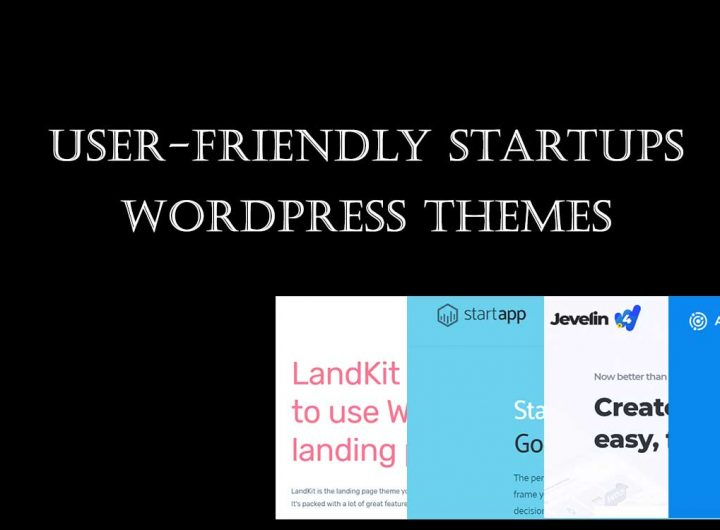 Startups WordPress Themes