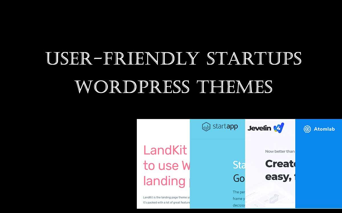 Startups WordPress Themes