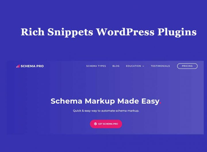 Best Rich Snippets WordPress Plugins