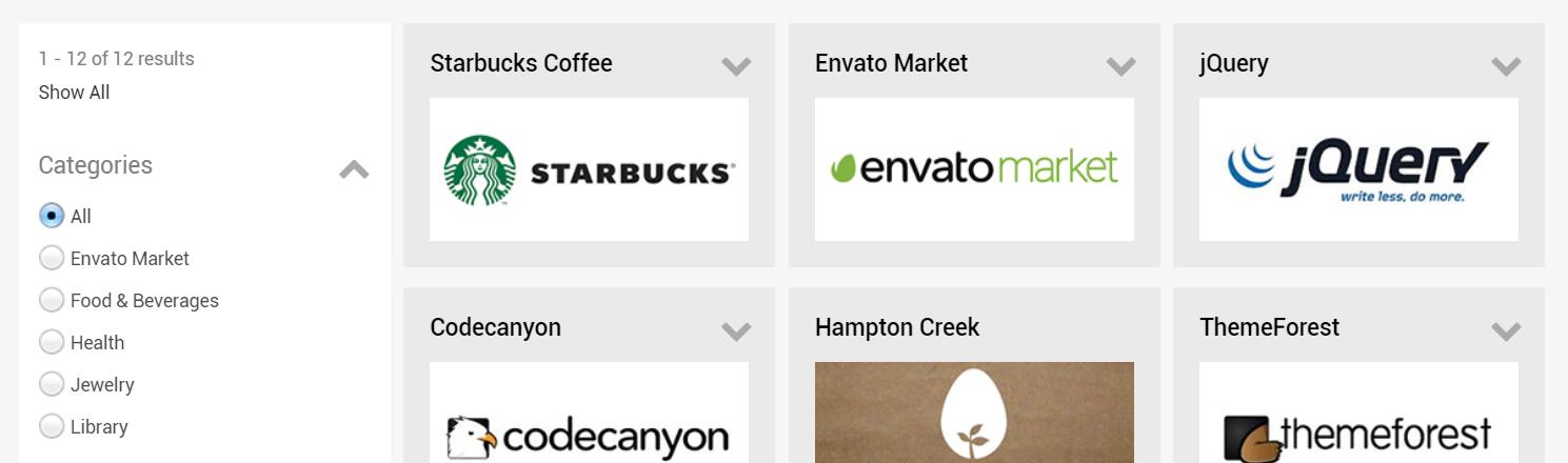 best logo showcase plugins