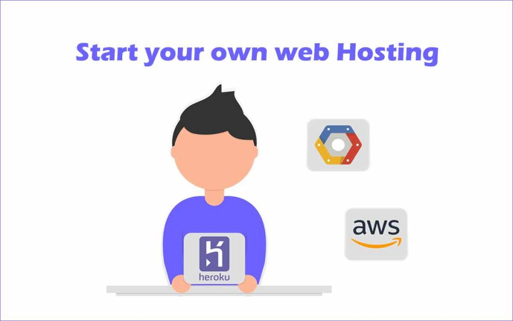 start your own Web Hosting Business