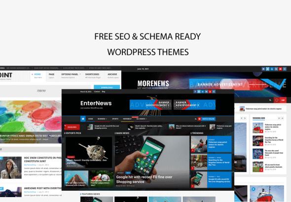 Schema Friendly WordPress Themes