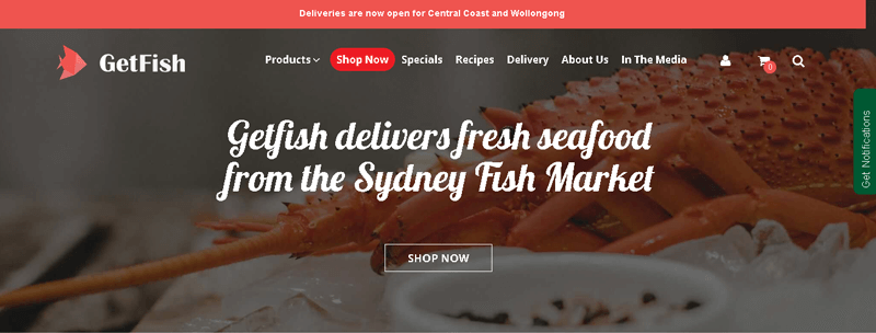 Get Fish Fish Online Store