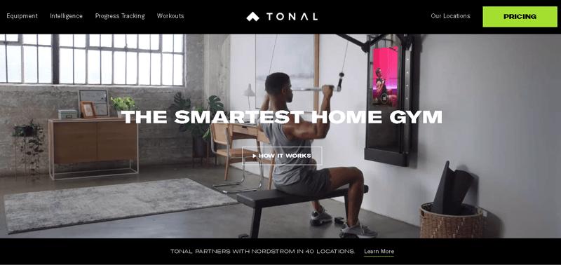 Tonal Best eCommerce Site Using WordPress