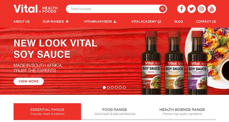 Vital Online Shop
