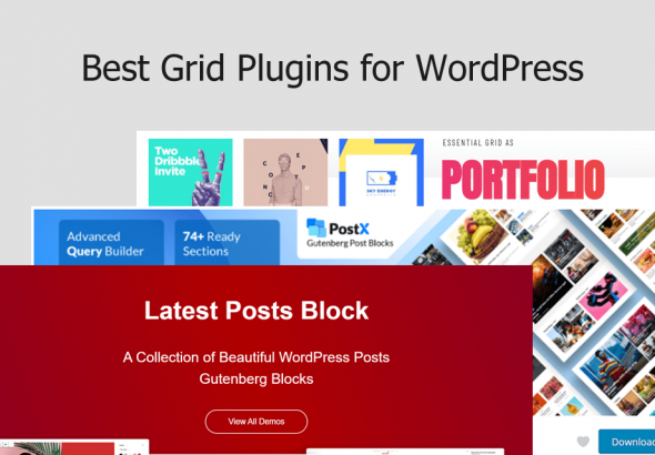 Best Post Grid Plugins for WordPress