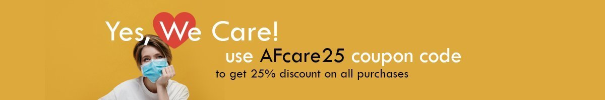 AF We Care Offer