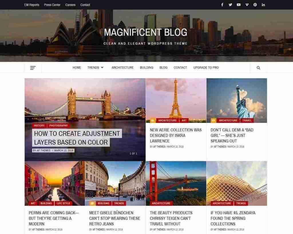 magnificent-blog