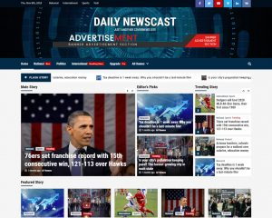 Daily Newscast